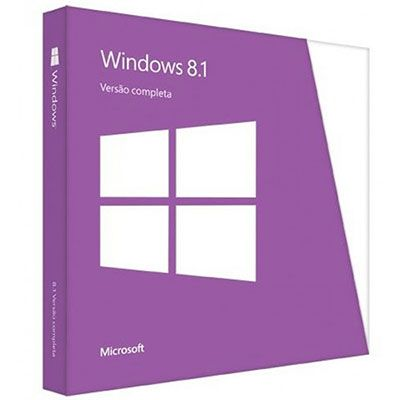 SOFTWARE LICENÇA OEM WINDOWS 8.1 SL 64BITS
