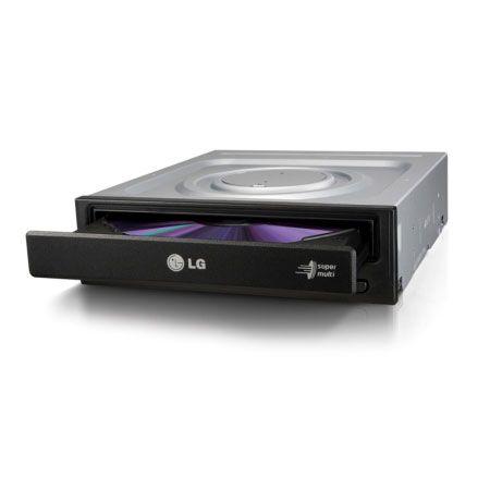 DVD-RW SATA LG GH24NSB0 24X PRETO VSG PLUS