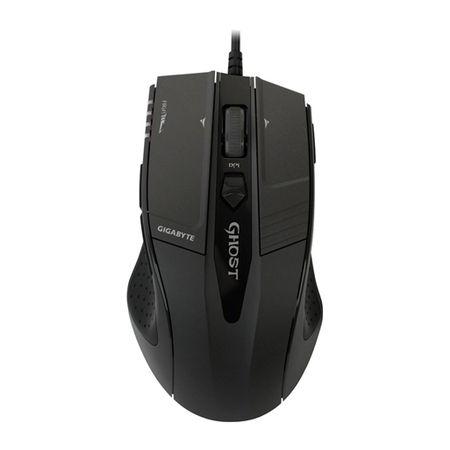 Mouse USB 6000dpi Laser Gigabyte GM-M8000X
