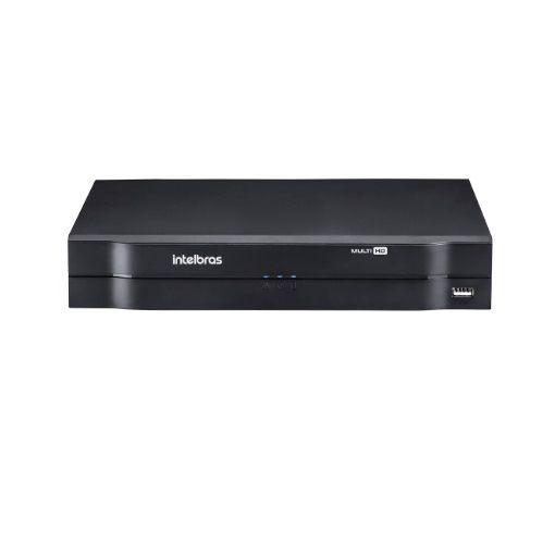 HVR 04 Canais MHDX 1104 MULTI-HD Intelbras