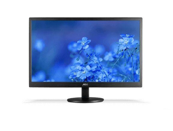 Monitor LED 15.6 AOC E1670SWU USB 1366x768 8ms ( 1x VGA )