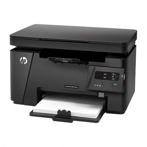 Impressora Multifuncional Laser Mono HP Pro M125a Mfp 3x1