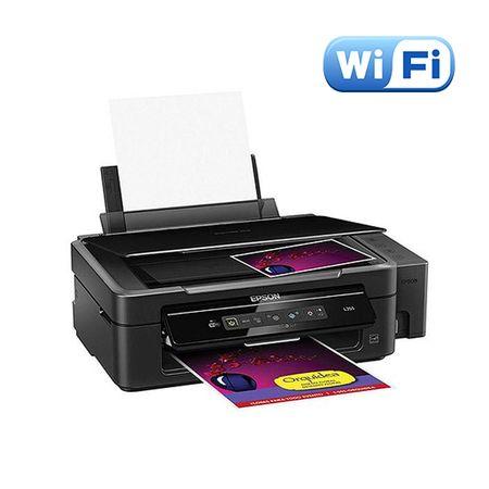 Impressora Multifuncional Tanque Epson L355 Wi-Fi 3x1