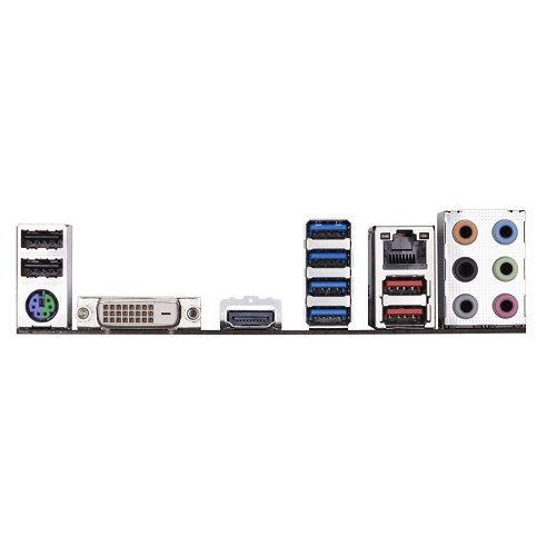 M1331 Placa Mãe AM4 Gigabyte B450 AORUS M DDR4 ( 4x DDR4 / 1x PCIe 3.0 x16 / 1x PCIe 2.0 x16 / 1x PCIe x1 / 1x M.2 / 6x USB 3.1 / 2x USB 2.0 / 1x DVI-D / 1x HDMI / 1x PS2 / RAID )