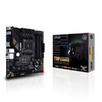 M1331 Placa Mãe AM4 Asus TUF GAMING B550M-PLUS DDR4 ( 4x DDR4 / 1x PCIe 4.0 x16 / 1x PCIe 3.0 x16 / 2x M.2 / 1x USB 3.2 / 4x USB 3.0 / 2x USB 2.0 / 1x USB C / 1x HDMI / 1x DisplayPort / 1x PS2 / RAID )