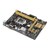 M1150 Placa Mãe LGA1150 Asus H81M-A/BR ( 2x DDR3 / 1x PCIe 2.0 x16 / 2x PCIe 2.0 x1 / 2x Sata2 / 2x Sata3 / 2x USB 3.0 / 4x USB 2.0 / 1x HDMI / 1x DVI-D )