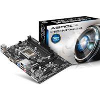 M1150 Placa Mãe LGA1150 Asrock H81M-HG4 ( 2x DDR3 / 1x PCIe 2.0 x16 / 1x PCIe 2.0 x1 / 2x Sata2 / 2x Sata3 / 2x USB 3.0 / 4x USB 2.0 / 1x HDMI )