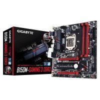 M1151 Placa Mãe LGA1151 Gigabyte GA-B150M-GAMING 3 (4x DDR3 / 2x PCIe 2.0 x16 /  2x PCI / 4x USB 3.0 / 2x USB 2.0 / 1x VGA / 1x HDMI / 1x DVI / 1x PS2 )