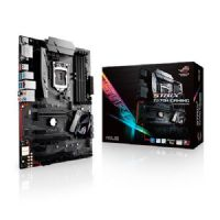 Placa Mãe LGA1151 ASUS STRIX Z270H GAMING DDR4 (4x DDR4 / 3x PCIe x16 / 3x PCIe x1 / 2x USB 3.1 / 4x USB 3.0 / 2x USB 2.0 / 1x HDMI / 1x DVI / 1x PS2)