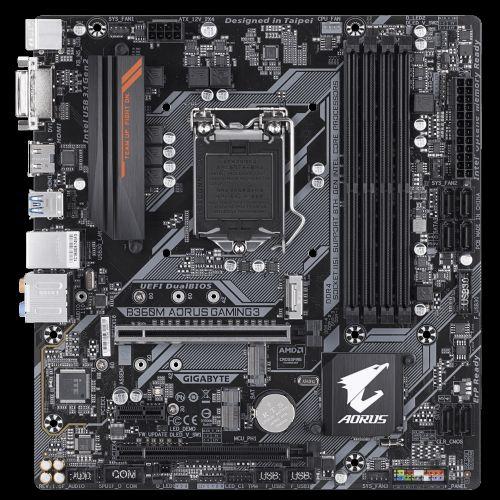 M1151P - GIGABYTE B360M AORUS GAMING 3 DDR4