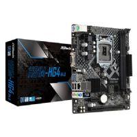 M1150 Placa Mãe ASRock H81M-HG4 R4.0 DDR3 (2x DDR3 / 1x PCIe 2.0 x16 / 1x PCIe 2.0 x1 / 2x USB 3.1 / 2x USB 2.0 / 1x VGA / 1x HDMI / 2x PS2)