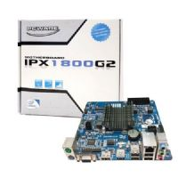 M1800 Placa Mãe com Processador Intel J1800 Integrado PCWare IPX1800G2 M-ITX (1x DDR3/DDR3L / 1x PCI-E 2.0 x1 / 2x Sata2 3.0 Gb/s / 1x USB 3.0 / 4x USB 2.0 / 1x HDMI / 1x VGA / 2x PS2 )