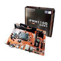 M1151 Placa Mãe LGA1151 PCWare IPMH110G DDR3 (2x DDR3 / 1x PCI-E 16x 2.0 / 2x PCI-E 1x / 1x VGA / 1x HDMI / 2x USB 3.0 / 2x USB 2.0 / 1x PS2)