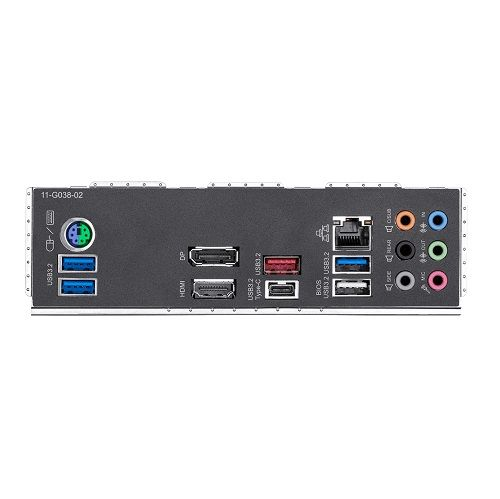M1200 Placa Mãe LGA1200 Gigabyte Z490M GAMING X DDR4 ( 4x DDR4 / 1x PCIe 3.0 x16 / 1x PCIe 3.0 x4 / 1x PCIe 3.0 x1 / 1x USB 3.2 Tipo C / 1x USB 3.2 Tipo A / 4x USB 3.2 / 1x HDMI / 1x DisplayPort / 1x PS2 )