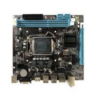 M1155 Placa Mãe LGA1155 GHT TG-H61-S DDR3 (OEM) (2x DDR3 / 1x PCI-E x16 2.0 / 1x PCI-E x1 / VGA / 1x HDMI / 6x USB 2.0 )