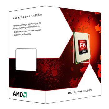 P940 AMD FX 6300 3.5GHZ 6MB 95W AM3+ Black Edition