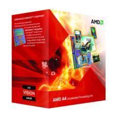 P904 AMD APU A4 4000 DC 3.20GHz 1MB FM2