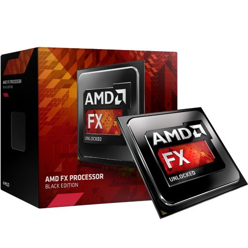 P940 Processador AMD FX 8300 3.3GHZ 8MB AM3+ 95w Black Edition (FD8300WMHKBOX)