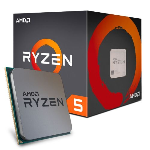 P1331 AMD Ryzen 5 1400 3.2GHZ Cache 10mb 65W AM4