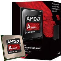 P904 Processador AMD APU A6 7400K Kaveri 3.5Ghz 1MB 65W FM2+ Black Edition (AD740KYBJABOX)