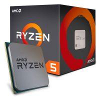 P1331 Processador AMD RYZEN 5 1600 3.2GHz 19MB 65W AM4 com Wraith Stealth Cooler (YD1600BBAEBOX)