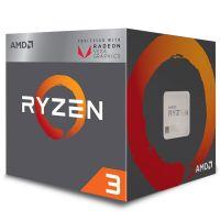P1331-2 Processador AMD RYZEN 3 2200G 3.5GHz 6MB com Wraith Stealth Cooler / Radeon VEGA 8 / AM4 / 65W (YD2200C5FBBOX)