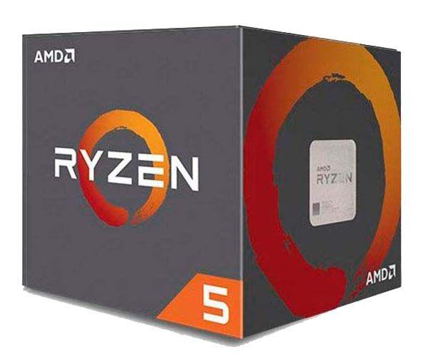 P1331 AMD RYZEN 5 2600 3.40GHZ 16M 65W AM4