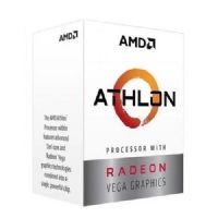 P1331 Processador AMD ATHLON 200GE 3.2GHZ 4M 35W com Radeon Vega 3 / AM4 / 35W (YD200GC6FBBOX)
