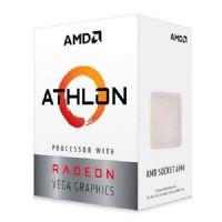 P1331-3 Processador AMD ATHLON 3000G 3.5GHZ 5M 35W com Radeon Vega 3 / AM4 / 35W (YD3000C6FHBOX)