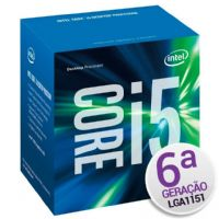 P1151 Processador Intel CORE I5 6400 2.70GHz LGA1151 6MB - 6ª Geração