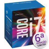 P1151 Processador Intel CORE I7 6700 3.40GHz LGA1151 8MB - 6ª Geração