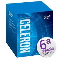 P1151 Processador Intel Celeron G3900 2.8GHz LGA1151 2MB - 6ª Geração