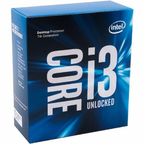 P1151-7 Processador Intel CORE I3  7350K 4.20GHZ 4MB Kaby Lake LGA1151 7ª Geração (SEM COOLER)