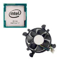 P1150-4 Processador Intel Core I7 4770 3.40GHz 8MB Haswell LGA1150 4ª Geração OEM com Cooler LGA1150