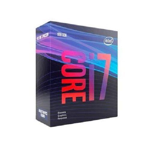 P1151-9 Processador Intel CORE I7 9700 3.00GHZ 12M LGA1151 Coffee Lake - 9ª Geração ** ESTE PROCESSADOR SÓ FUNCIONA COM PLACA MÃE SÉRIE 300
