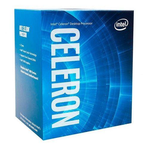 P1151-9 Processador Intel Celeron G4930 3.2GHz 2MB Coffee Lake LGA1151  - 9ª Geração ** ESTE PROCESSADOR SÓ FUNCIONA COM PLACA MÃE SÉRIE 300