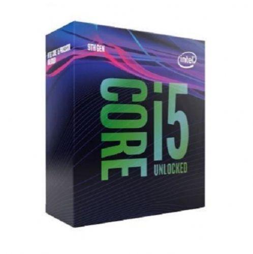 P1151-9 Processador Intel CORE I5 9600KF 3.70GHZ 9MB Coffee Lake LGA1151 (SEM GRÁFICO E SEM COOLER) - 9ª Geração SÓ FUNCIONA COM PLACA MÃE SÉRIE 300