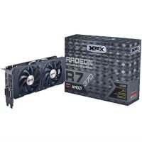 Placa de Video AMD Radeon R7 370 4GB DDR5 256bits XFX - (2xDVI / 1xHDMI / 1xDisplay Port) - R7-370P-4DF5