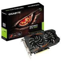 Placa de Video NVidia GeForce GTX1050 2GB OC DDR5 128bits GIGABYTE - ( 3xHDMI / 1xDVI / 1xDisplay Port ) - GV-N1050WF2OC-2GD