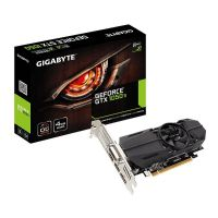 Placa de Video GeForce GTX 1050 TI 4GB OC DDR5 128bits GIGABYTE - ( 2x HDMI / 1x DVI / 1x DisplayPort ) - GV-N105TOC-4GL