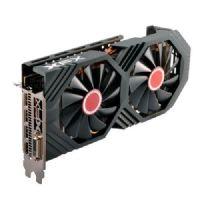 Placa de Video AMD Radeon RX 580 8GB OC+ DDR5 256bits XFX - ( 1x DVI / 1x HDMI / 3x Display Port ) - RX-580P8DFD6