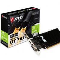 VGA GF GT710 1GB DDR3 64BITS MSI