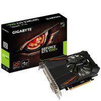 Placa de Video NVidia GeForce GTX1050TI 4GB DDR5 128Bits GIGABYTE - ( 1x HDMI / 1x DVI / 1x DisplayPort ) - GV-N105TD5-4GD