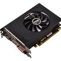 Placa de Video AMD Radeon R7 240 2GB DDR3 128bits XFX- ( 1x DVI / 1x VGA ) - R7-240A-2TS4