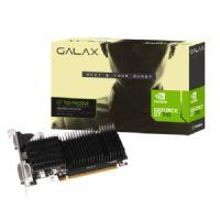 Placa de Vídeo NVidia GeForce GT710 1GB DDR3 64Bits Perfil Baixo Galax - (1x VGA / 1x DVI-D / 1x HDMI) - 71GGF4DC00WG