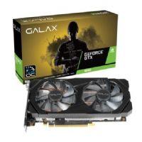 Placa de Vídeo NVidia GeForce GTX1660 1CLICK OC 6GB DDR5 192Bits Galax (1x DVI-D / 1x HDMI / 1x DisplayPort) - 60SRH7DSY91C