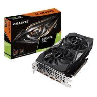 Placa de Vídeo NVidia GeForce GTX1660TI OC 6GB DDR6 192Bits Gigabyte (1x HDMI / 3x DisplayPort 1.4) - GV-N166TOC-6GD