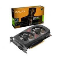 Placa de Vídeo Nvidia GeForce GTX1050TI 1CLICK OC 4GB DDR5 128Bits Galax (1x DVI-D / 1x HDMI / 1x DisplayPort) - 50IQH8DSC7CB