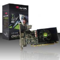 Placa de Vídeo NVidia GeForce GT210 1GB DDR3 64Bits Perfil Baixo AFOX - (1x VGA / 1x DVI-D / 1x HDMI) - AF210-1024D3L8