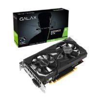Placa de Vídeo NVidia GeForce GTX1650 EX 1Click OC 4GB DDR6 128Bits Galax - (1x DVI-D / 1x HDMI / 1x DisplayPort) - 65SQL8DS66E6